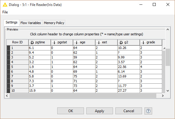 R-Example File Reader Preview